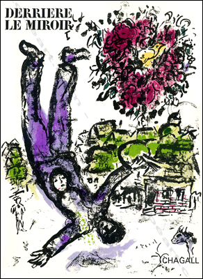Derriere le miroir n 147 marc chagall paris maeght for Maeght derriere le miroir