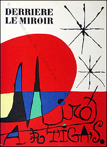 Derriere le miroir n 87 88 89 joan miro paris maeght for Derriere le miroir miro