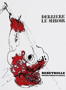 Paul rebeyrolle derriere le miroir n 219 paris maeght for Maeght derriere le miroir