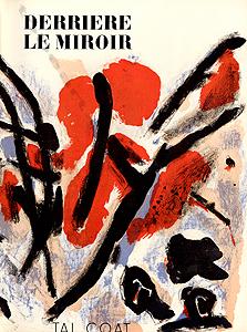 Pierre tal coat derriere le miroir n 64 paris maeght for Maeght derriere le miroir