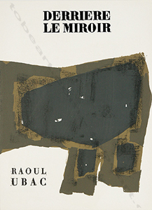 Derriere le miroir n 74 75 76 raoul ubac paris maeght for Maeght derriere le miroir