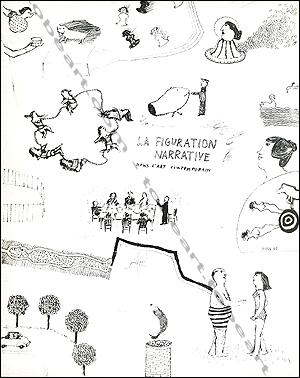 La figuration narrative dans l 39 art contemporain paris for Figuration narrative