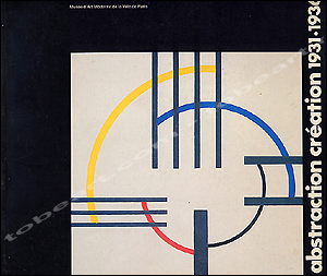 Abstraction Cr�ation 1931-1936.