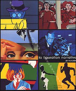 Figuration narrative paris editions hazan villa for Figuration narrative