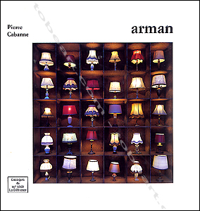 Arman paris editions de la diff rence 1993 librairie for Arman biographie